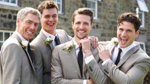 kenosha groomsmen suits, suit rental kenosha, kenosha tuxedo rental